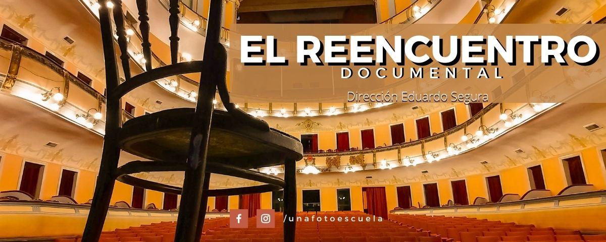 """Preparándonos para el estreno de la película documental """"El reencuentro"""""""